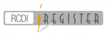 RCDI-register